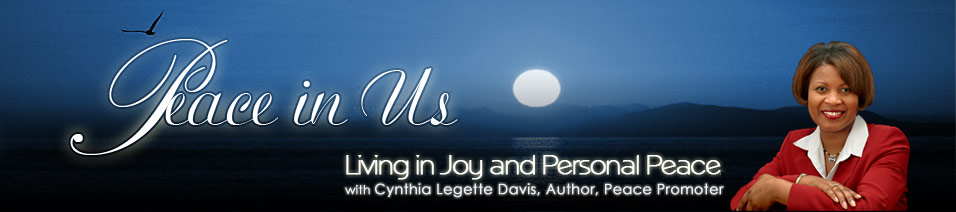 Peace In Us - Living in Joy and Personal Peace