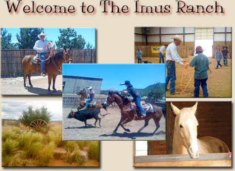 Imus Ranch The Imus Ranch is a Working