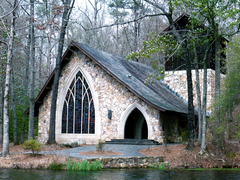 chapel in the woods - Garden Chapel
