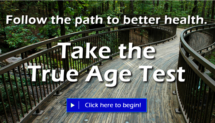 Take The True Age Test