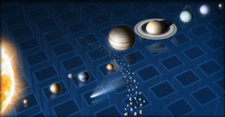 solar system future - photo #25