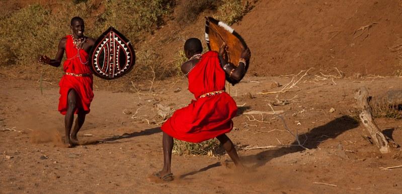 kort over kenya