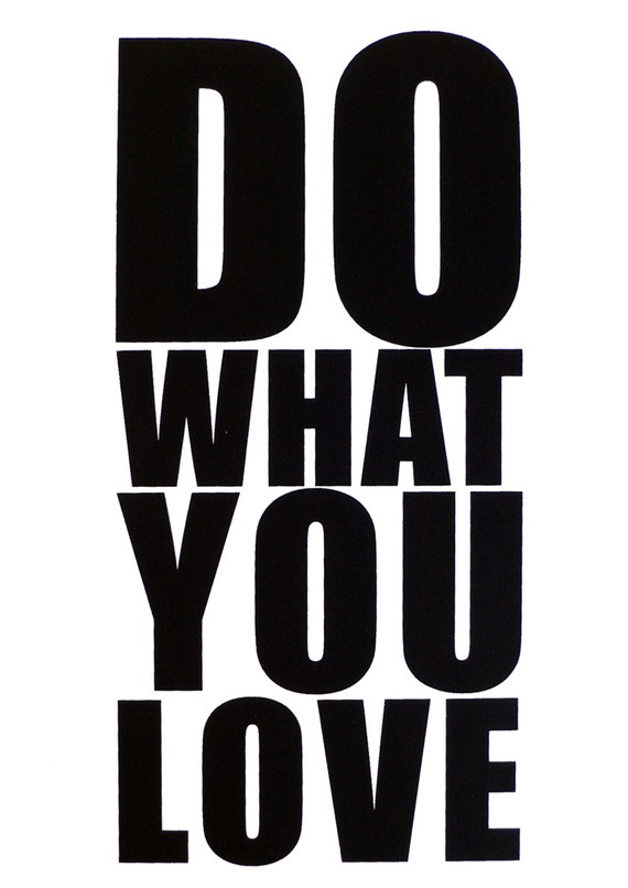 Do What You Love : coni della vedova 39 do what you love 39 39 love what you do 39 prints postersandprints a street ~ Buech-reservation.com Haus und Dekorationen