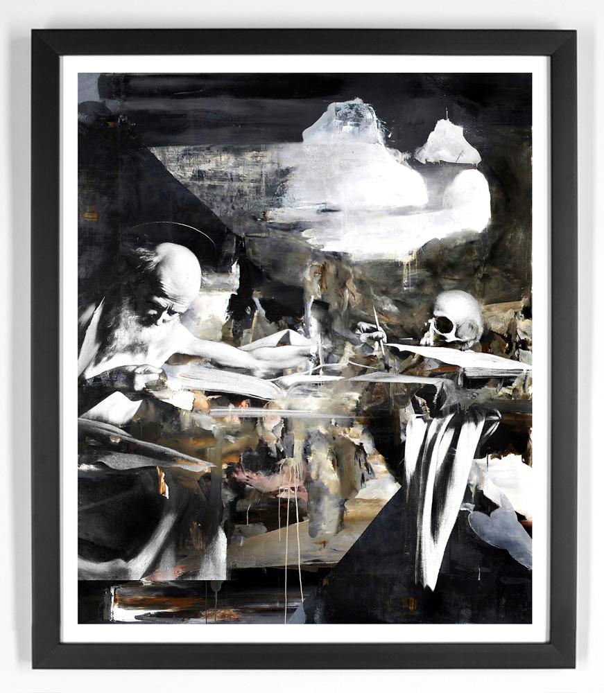 Jason Seife 39 Studio Di Un Uomo 39 Print Available