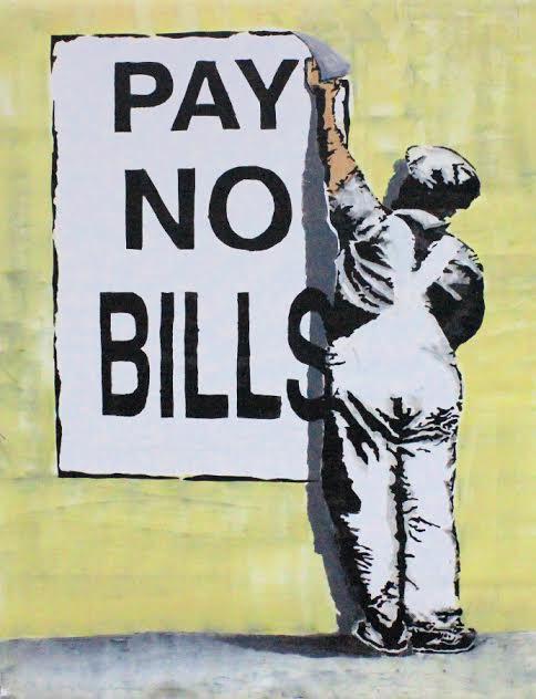Priest 'Pay No Bills' Print Release Details