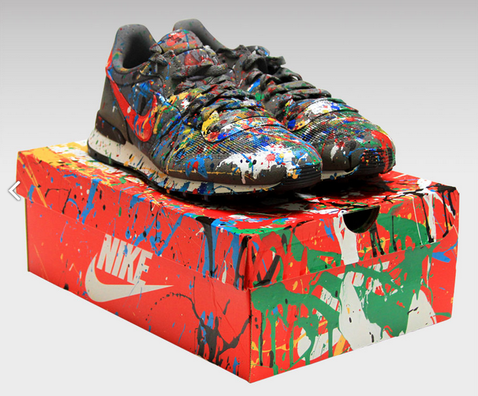 Mr Brainwash 'MBW Shoes' Custom Nikes Release Details ...
