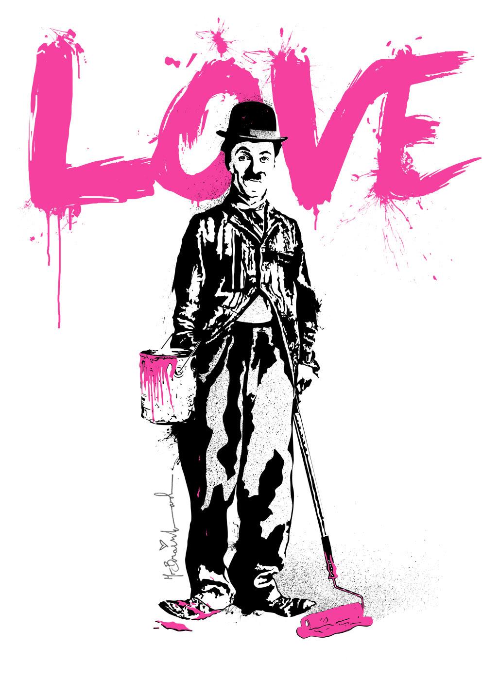 Postersandprints a street art graffiti blog the best - M r love wallpaper ...
