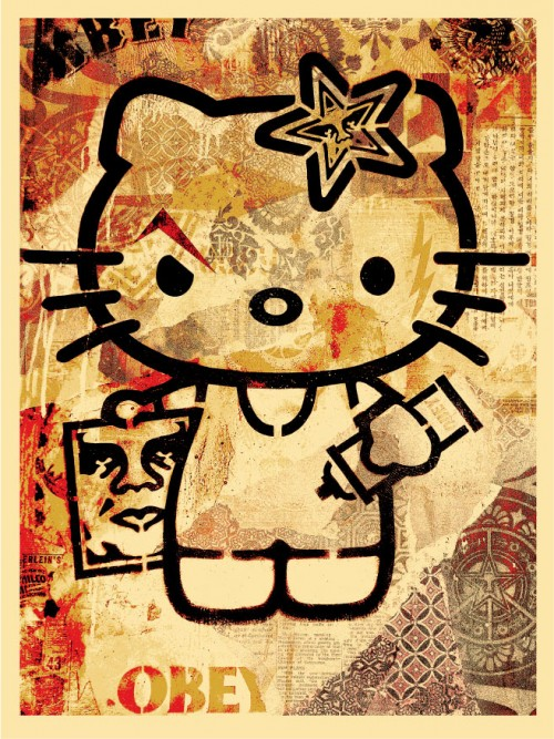PostersandPrints - A Street Art Graffiti Blog - The Best Art Blog ...