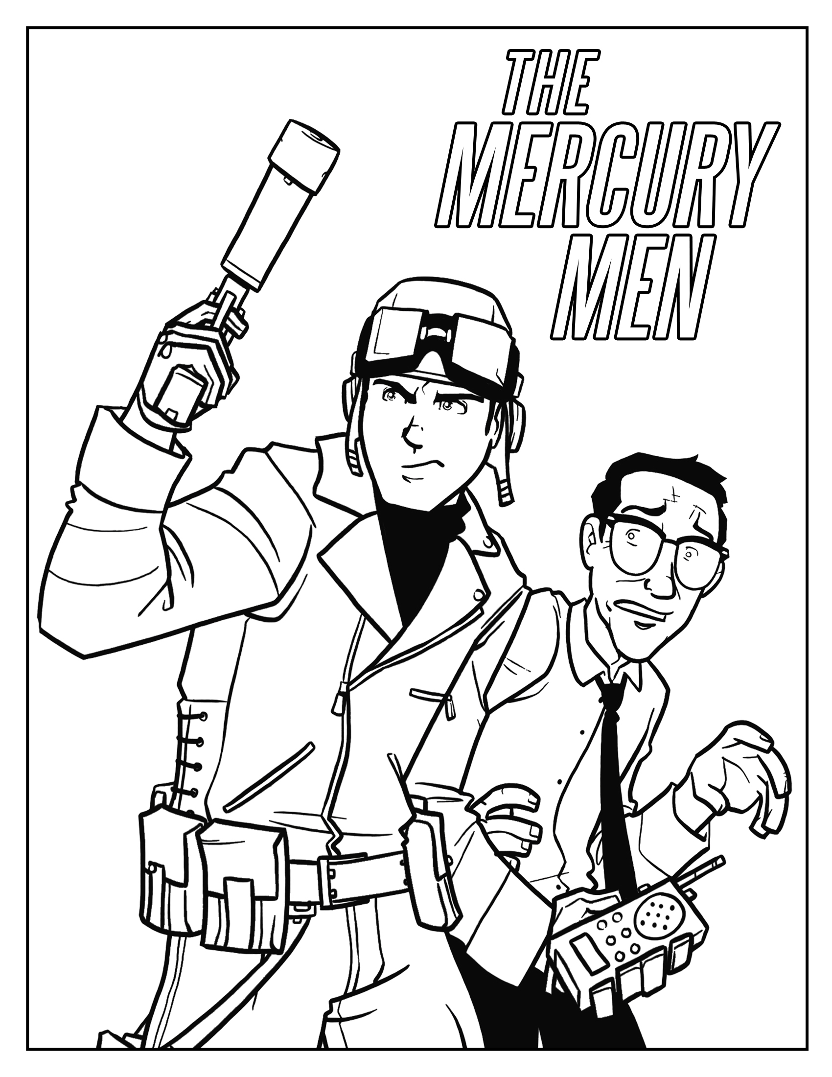 the mercury men blog