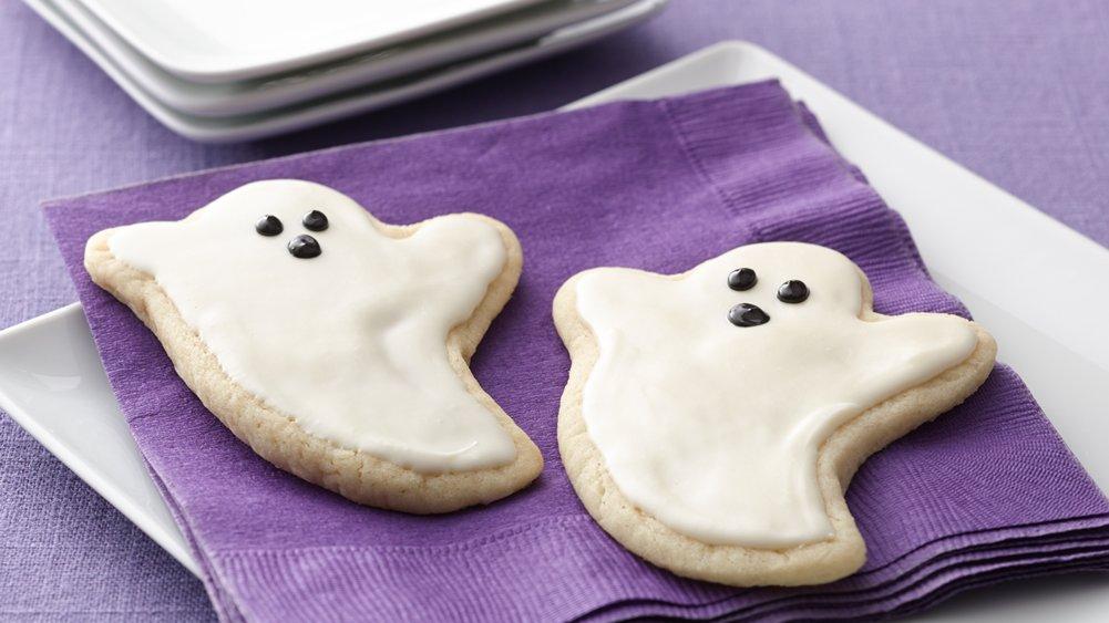 Ghost cookie recipe