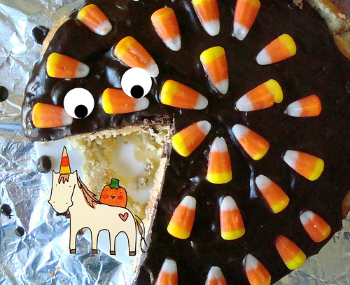 Candy Corn Kaleidoscope Cookies Recipes — Dishmaps