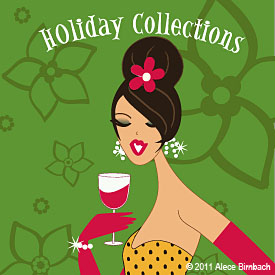 Alece holiday art collections