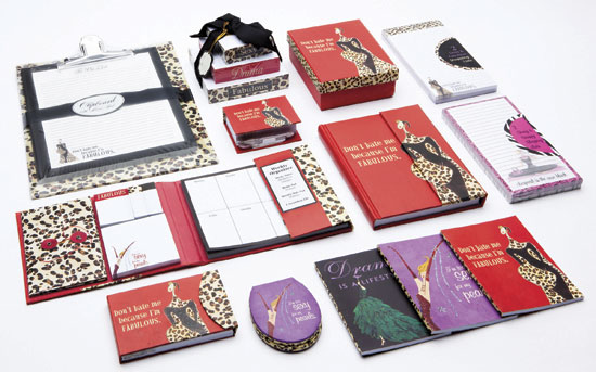 Weekly organizers journals clipboards sticky notepads boxed card sets and 3 pack mini journals are now available at tj maxx ross marshalls