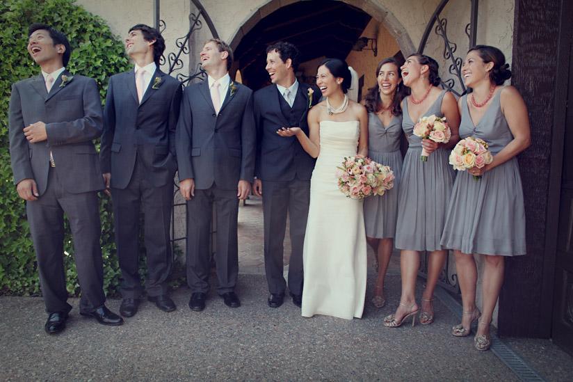 Big crow wedding