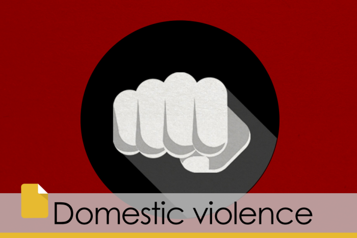 research papers on male domestic violence Family and domestic violence futures of crime and justice organised crime—volume crime  publications latest publications research reports statistical.