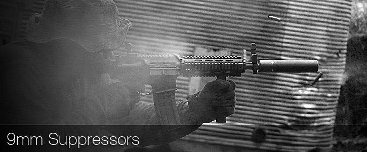Suppressor - 9mm - The Premier Class II & III Gunsmith for