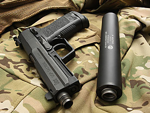 Suppressor 45 The Premier Class Ii Iii Gunsmith For Leo And