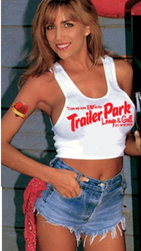 girls Hot trailer park