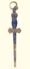 Officer's Jewels; Tyler's Sword