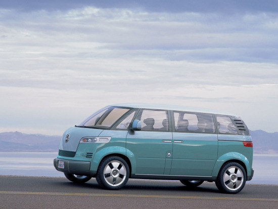 WishList 2014 VW Micro Bus Concept  Canadian Reviewer  Reviews