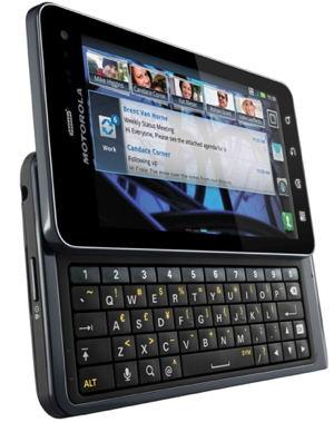 Motorola Launches Xt860 4g Slider Smartphone Canadian