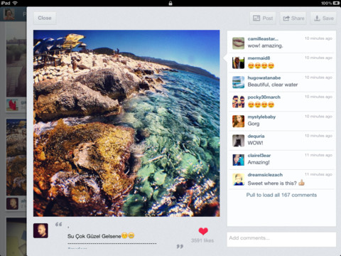 Padgram 2 2 for iPad: Instagram viewer that maximizes social