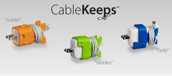 CableKeeps Keep Your Apple Chargers Neat And Tidy   Canadian Reviewer    Reviews, News And Opinion With A Canadian Perspective