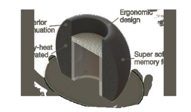 Earbuds rubber tips - earbud tips memory foam