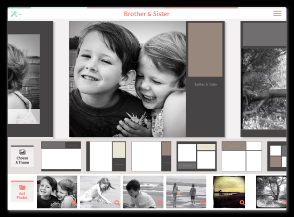 Memorability: No-print iPad scrapbook - Canadian Reviewer - Reviews, News and Opinion with a Canadian Perspective