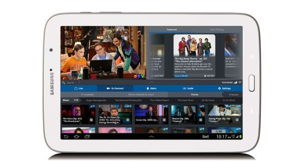 Bell TV app goes live - Canadian Reviewer - Reviews, News