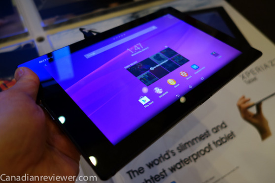 Sony's Xperia Z2 is thinnest and lightest waterproof ...