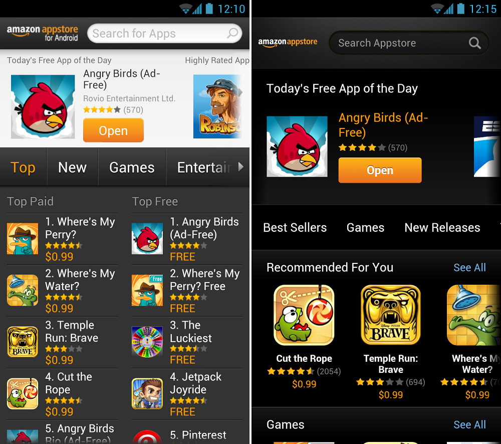 BlackBerry to add Amazon's App Store to BB10 devices