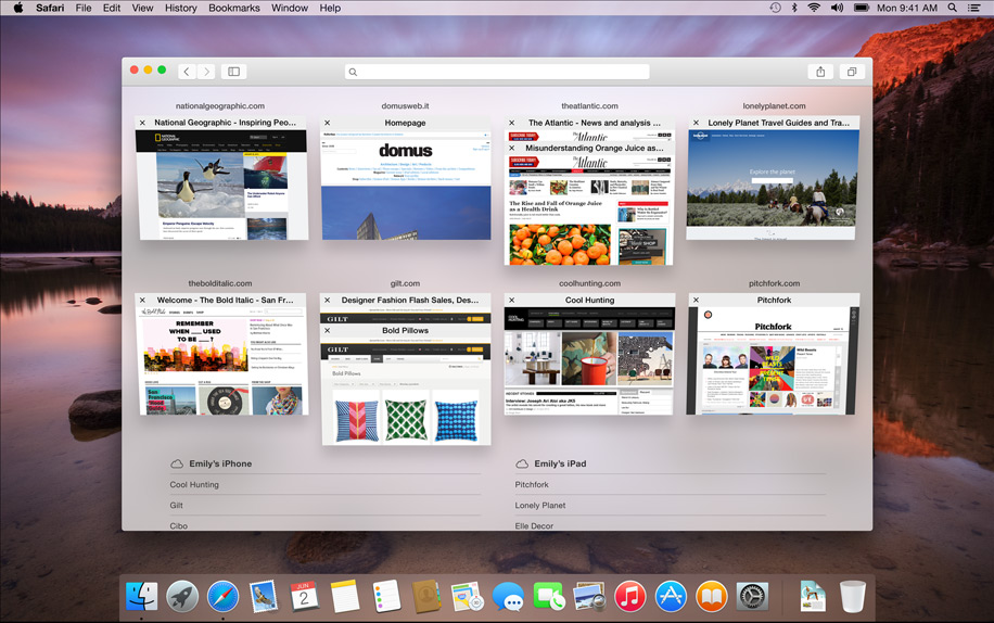 Review: Mac OS X Yosemite - Canadian Reviewer - Reviews ...