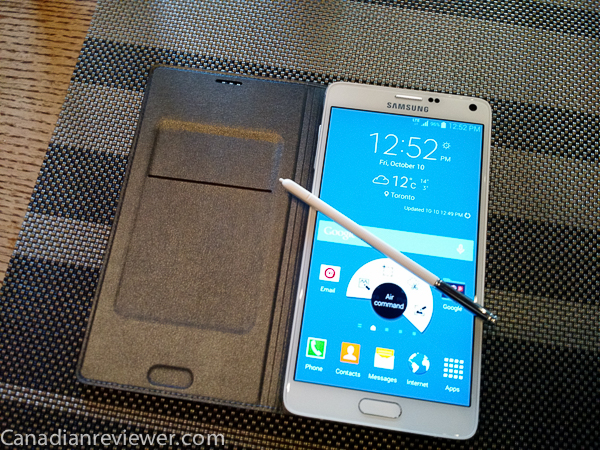 Review: Samsung Galaxy Note 4 - Canadian Reviewer - Reviews