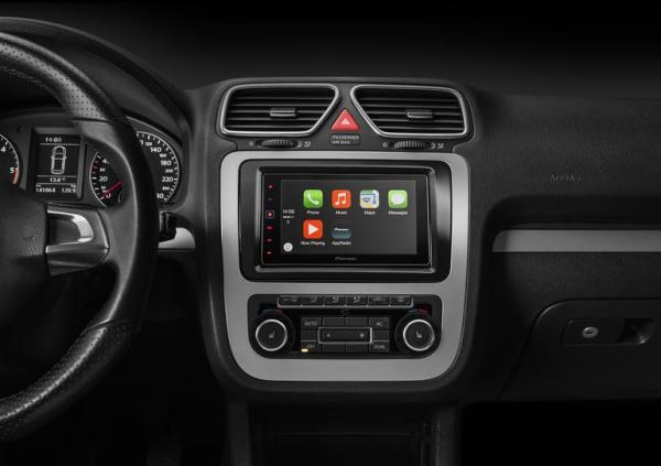 Pioneer Expands Apple Carplay Compatible Lineup With