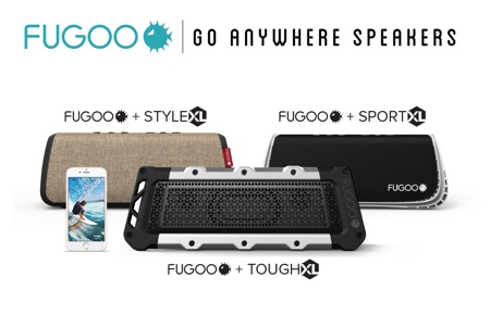Ces 2015 Fugoo Xl Is A Line Of Larger And Louder