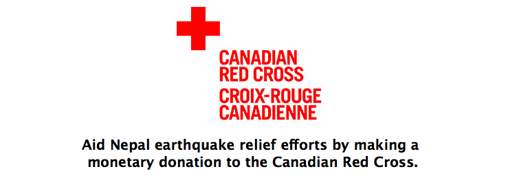 itunes activates red cross donations for nepal disaster relief efforts canadian reviewer. Black Bedroom Furniture Sets. Home Design Ideas