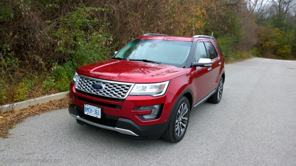 review 2016 ford explorer platinum edition canadian reviewer reviews news and opinion with. Black Bedroom Furniture Sets. Home Design Ideas