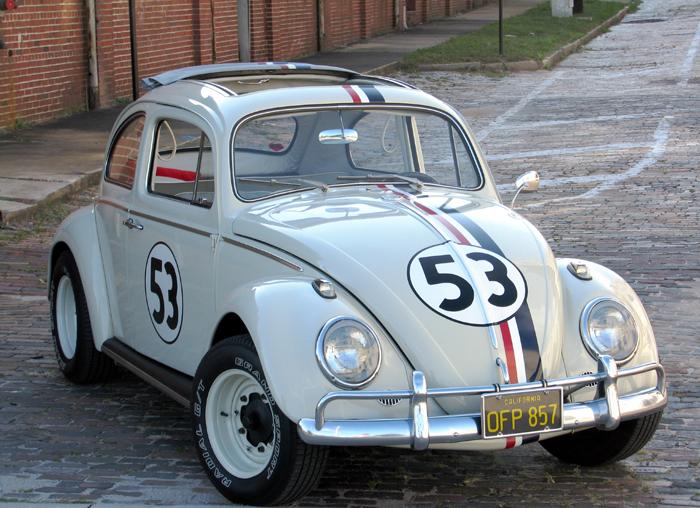 Original Herbie Vw Beetle Sells For 86 250 Canadian