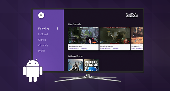 Twitch comes to Android TV - Canadian Reviewer