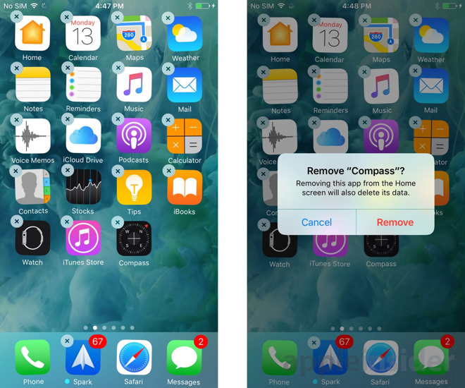 Apple to let you delete native apps with ios 10 canadian apple to let you delete native apps with ios 10 canadian reviewer reviews news and opinion with a canadian perspective ccuart Images