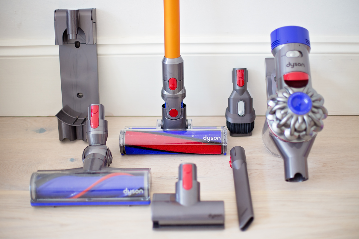 review dyson v8 absolute cordless vacuum - Dyson Absolute
