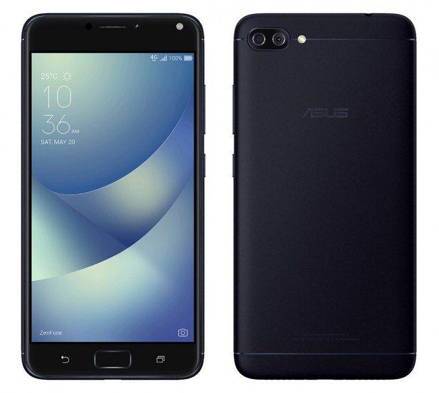 Asus Unveils Zenfone 4 Max In Russia Comes With Hefty 5