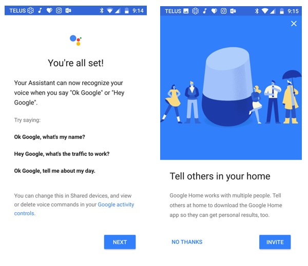 google home and office. Google Home, The AI-powered Speaker And Assistant Is Finally Getting Multiple User Support Today Which Means That Various Users In A Household Or Office Can Home G