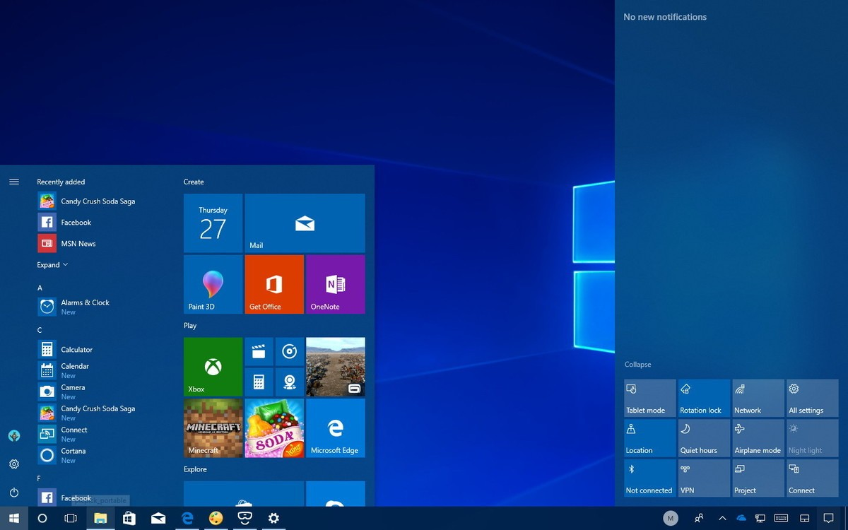 Review: Windows 10 Fall Creators Update - Canadian Reviewer