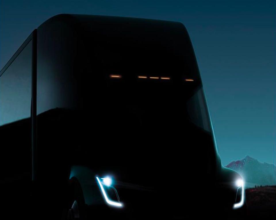 Tesla Readies To Unveil Revolutionary Electric Semi Truck