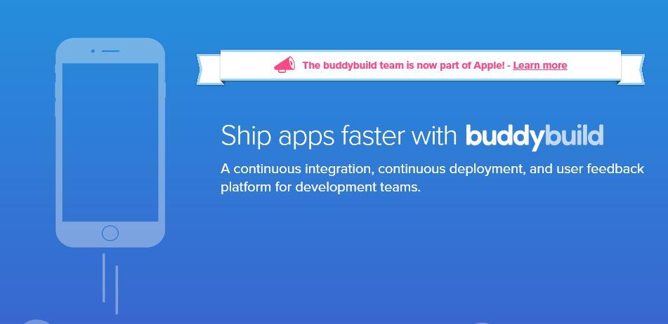 Apple acquires Vancouver development studio Buddybuild