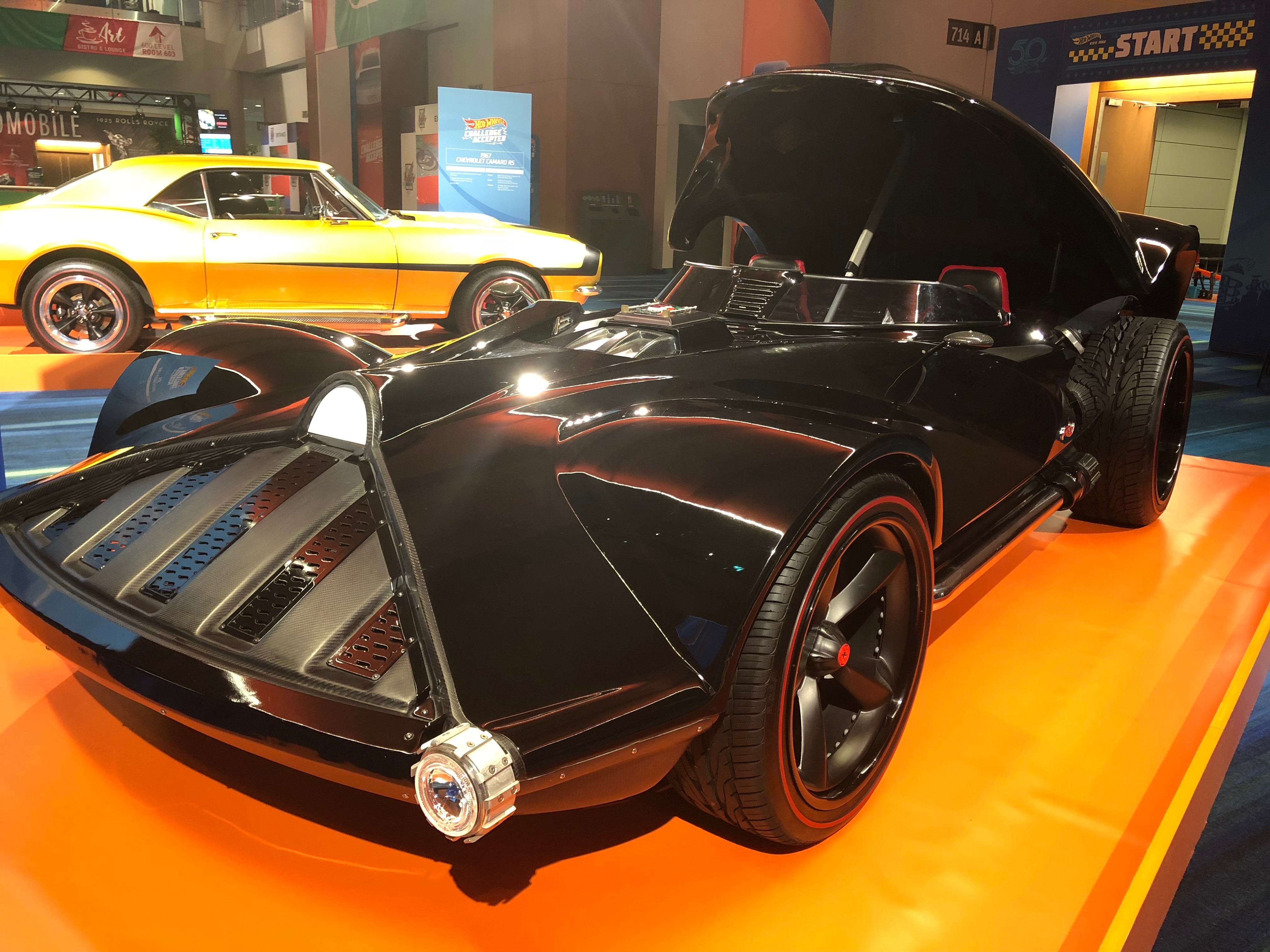 Hot Wheels 50th Anniversary celebrations at CIAS - Canadian Reviewer -  Reviews, News and Opinion with a Canadian Perspective