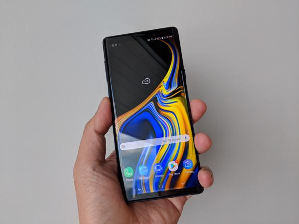 Samsung Galaxy Note 9 units in Germany get second stable