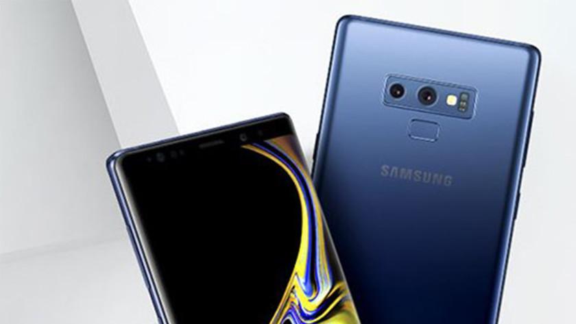 Samsung unpacks Galaxy Note 9 flagship with 4,000 mAh